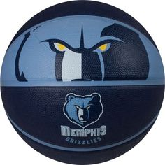 Spalding Memphis Grizzlies Full-Size Courtside Basketball, Team