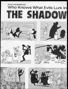 The Shadow Knows! 10