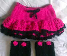 I need to learn how to crochet.....and a grandaughter ;-)