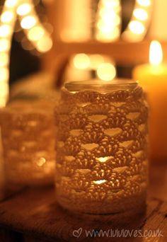 Jar Cosy - from Lulu Loves
