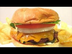 How to Grill the Perfect Burger - Fourth of July Video Series - The Wolf...