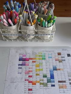 a blog dedicated to storage of your art materials