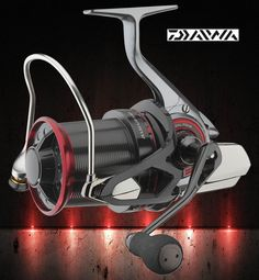 Daiwa Tournament Basiair Z45 QDA - Moulinet de luxe carpe et surf