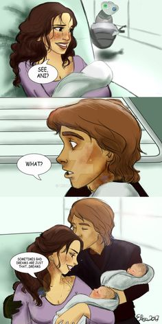 Anidala week 2017 - day 1- Happy Skywalker family by lisuli79 on DeviantArt Oh, the feels!