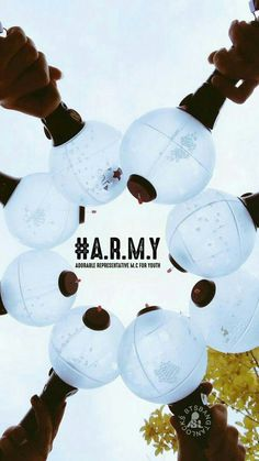 ARMY #fighting!✊