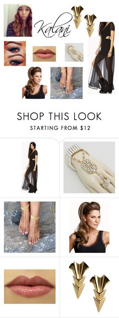 """""""Kalani's Music Viedo Outfit Chapter 12"""" by lyric-denali ❤ liked on Polyvore featuring Forever 21 and First People First"""