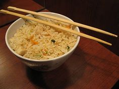 ... Something Nice: Chicken Fried Rice Recipe - a quick kid friendly meal