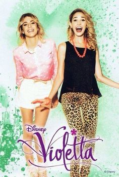 Violetta  et ludmilla ❤❤✔
