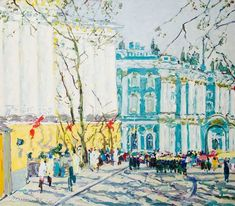 Борис Домашников - «Утро в Ленинграде», 1978