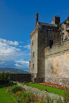 Stirling Castle in Scotland  Was here right after Braveheart came out....sooooo cool!