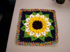 ► How to Crochet a Granny Square | ✁ CK Crafts