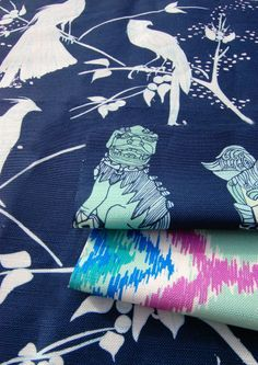 Cotton + Quill Terrace Collection | Cuckoo, Shishi, Dynasty