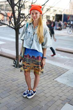 SXSW Street Style // Go Bold or Go Home