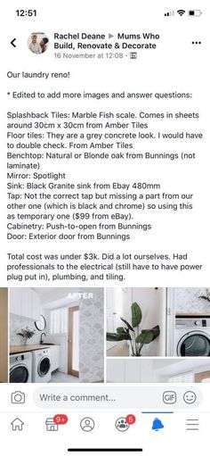 Splashback Tiles, Tile Floor, Concrete, Coastal, Flooring, This Or That Questions, House, Image, Decor