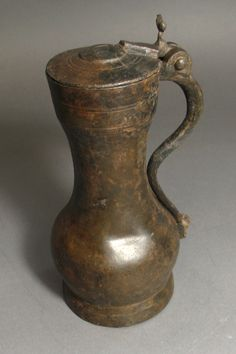 Zinn, Copper, Brass, Messing, 17th Century, Medieval, Bronze, Canning, Antiques