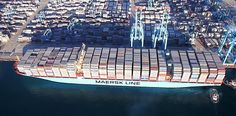 Mary Maersk Sets A New World Record