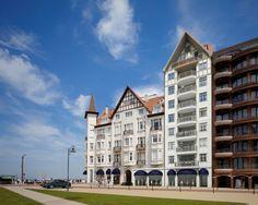 Knokke est un lieu de villégiature très renommé et très prisé par la jet set du nord de l'Europe.