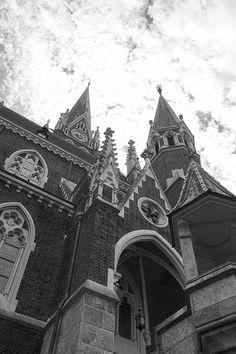 Herz-Jesu-Kirche Kirchen, Big Ben, Barcelona Cathedral, Building, Travel, Graz, Viajes, Buildings, Traveling
