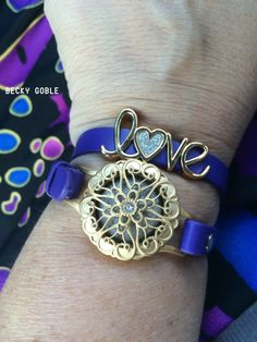 Origami Owl Sentiments Wrap Locket with Moodology Essential Oils!
