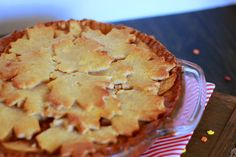 Feeding My Addiction: World's Healthiest Apple Pie {Gluten & Sugar Free with a No Butter Crust!}