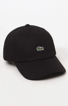 fb45d395e Lacoste Small Croc Strapback Dad Hat