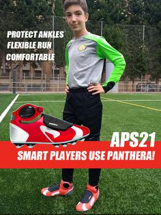 factory price bf6d9 88fb6 Players need the best boots. PANTHERA APS21. The only football boots that  protect your