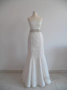 weddingdress  bridaldress  lace  wedding  menyasszonyiruha  esküvőiruha   esküvő  kozmaszilvia  dressmaking af24312d95