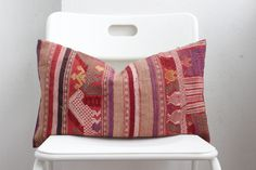Your place to buy and sell all things handmade Boho Pillows, Embroidered Silk, Hand Weaving, Pillow Covers, My Etsy Shop, Textiles, Bedroom, Handmade, Stuff To Buy