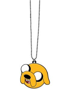 Adventure Time Jake Necklace