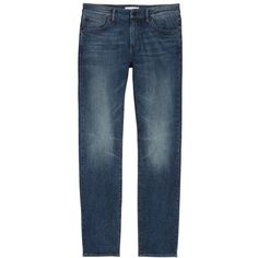 Men's Dl1961 Russell Slim Straight Leg Jeans (3,230 MXN) ❤ liked on Polyvore featuring men's fashion, men's clothing, men's jeans, tavern, mens faded jeans, mens slim fit jeans, mens jeans, mens straight leg jeans and mens slim cut jeans