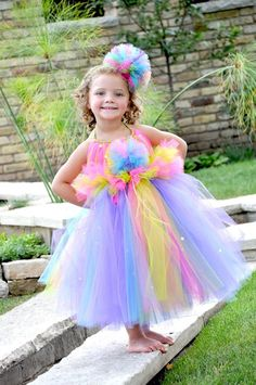 Custom Couture Easter Inspired Tutu Halter by AngiesTutuBootique, $35.00