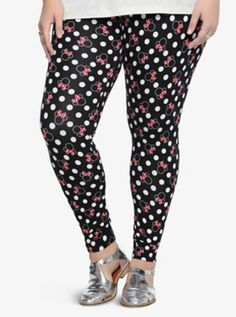 Disney Minnie Mouse Sleep Leggings