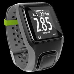 TomTom Watches Track Running, Cycling, and Swimming !