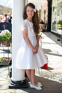 Silk Gabriella Dress - wedding fashion