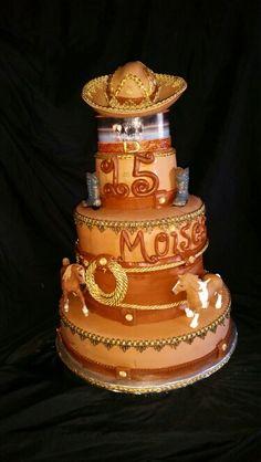 Charro cake