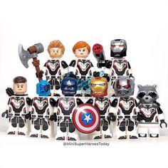 Lego Marvel's Avengers, Lego Marvel Super Heroes, Lego Batman, Legos, Lego Iron Man, Nickelodeon Spongebob, Amazing Lego Creations, Lego For Kids, Lego Worlds