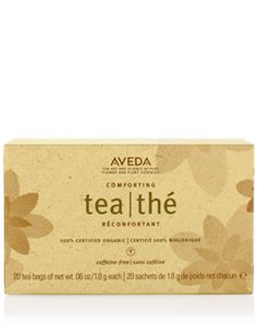 $17 Can find at any Aveda Salon...  Mall, Bridgeport, Murray Hill, etc.  Aveda Comforting Tea Bags