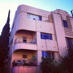 Art Deco architecture. Melbourne, Australia