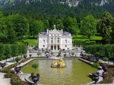 Castello di Linderhof - La grotta di Venere - Foto di Linderhof Palace, Ettal - TripAdvisor