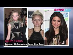 Quit abusing Miley Cyrus  online rival fans :(:(:(:( . she's awesome  I love you Miley Cyrus:)!:)!:)!:)!:) love Taiyia