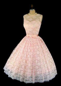 Vestido Rosa elegante