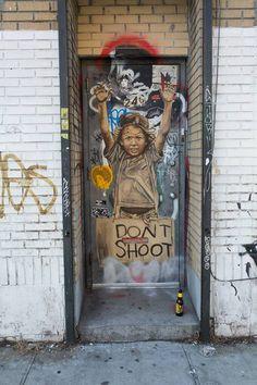 Bushwick, Brooklyn  ~ Street Art ~ #photography