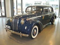 Opel Admiral 1937–1939.