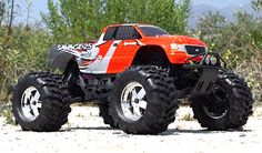 About RC Monster Trucks ~ Click image