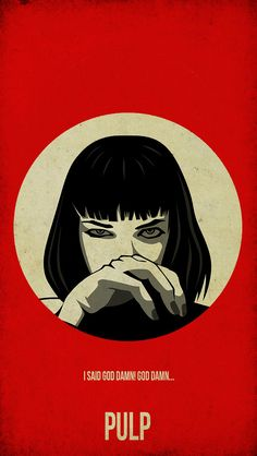 pulp fiction wallpaper iphone - Google Search