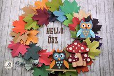 Fall Decor, Holiday Decor, Pre School, Fall Crafts, Halloween Diy, Kindergarten, Clock, Scrapbook, Autumn