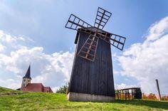 Kudy z nudy - Větrný mlýn Vrbice Building, Travel, Drink, Viajes, Beverage, Buildings, Destinations, Traveling, Trips
