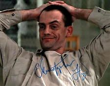 CHRISTOPHER LLOYD.. One Flew Over The Cuckoo's Nest - SIGNED