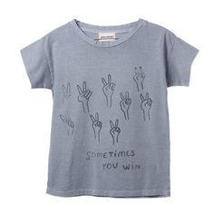 Podium T Shirt by Bobo Choses - Junior Edition  - 4