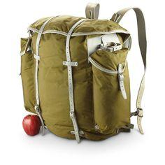 Norwegian Army Classic 50L Rucksack - the 'Telemark' pack